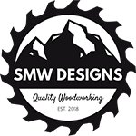 SMW Designs Logo - Quality woodworking in Billings, Montana