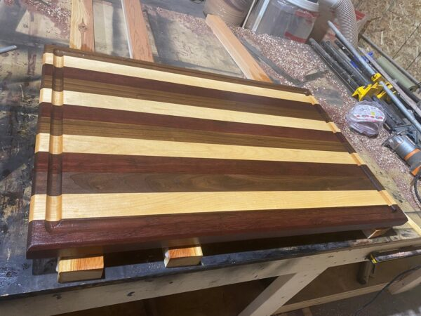 massive cutting board billings montana